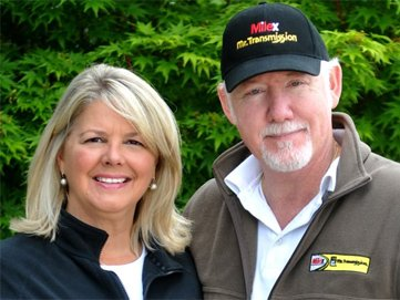 Bob and Cammy Bauer, Owners